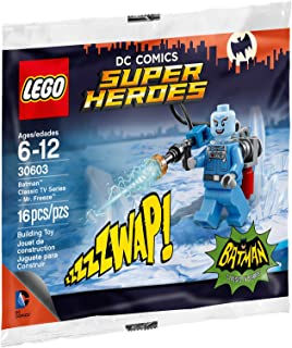 LEGO Batman 1966 Mr.Freeze 30603 Polybag Minifigure by LEGO