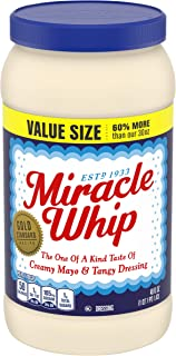 miracle whip price