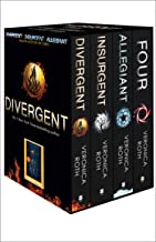 Divergent Series - 4 in 1 Box Set by Veronica Roth - Paperback