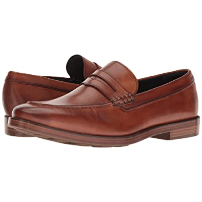Cole Haan Hamilton Grand Penny (British Tan) Men