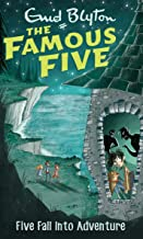 FAMOUS FIVE: 09: FIVE FALL INTO ADVENTURE