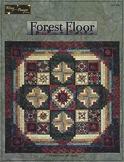 forest floor quilt pattern
