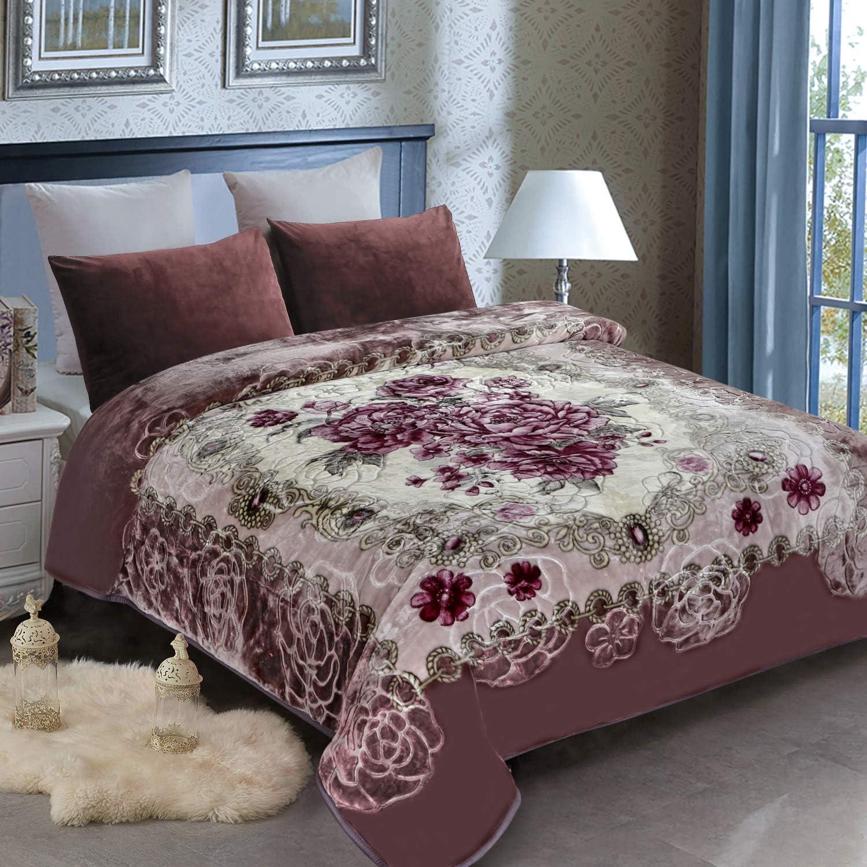 JML Heavy Fleece Blanket Directly managed store King 85