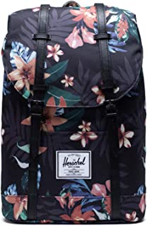 Herschel Supply Co. Retreat Summer Floral Black One Size