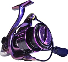 SOOLF Saltwater Spinning Reel - Aluminum Frame Fishing...