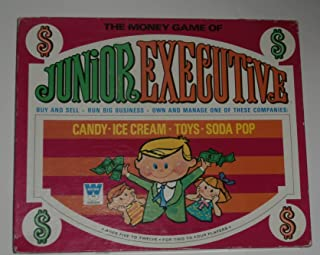 Vintage The Money Game of Junior Executive 1969 Edition