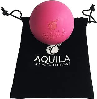 Pelota Lacrosse para masaje - Rehabilitacion - pilates y