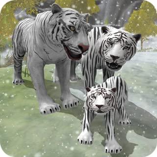 Snow Tiger Family