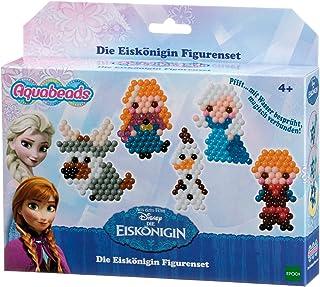 Aquabeads - Le Kit de Perles - La Reine des Neiges - 79768 - Kit - Loisirs Créatifs