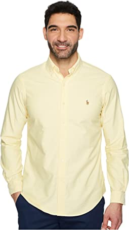 Polo Ralph Lauren - Standard Fit Oxford Sport Shirt