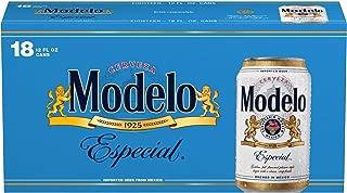 Modelo Especial Beer 4.4% ABV, 12 oz, 18 pk