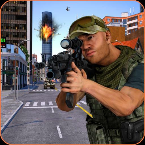 Army Commando Strike - Call of Revenge