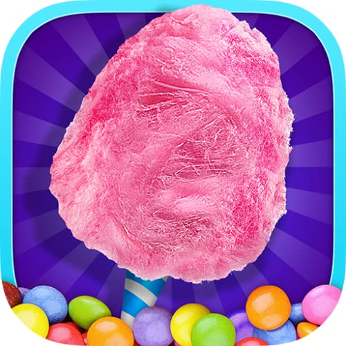 Cotton Candy Maker! Kids Creative Cooking Game