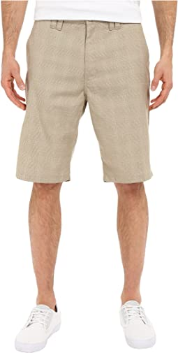 O'Neill Delta Plaid Shorts