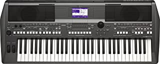 Yamaha 雅马哈 PSR-S670 键盘深灰色