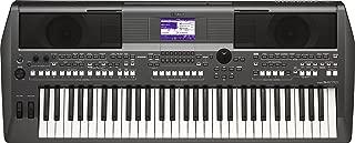 Yamaha 雅马哈 电子琴 PSR-S670 编曲键盘深灰色