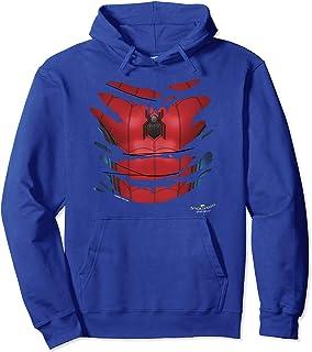 Marvel Spider-Man Homecoming Suit Costume Hoodie