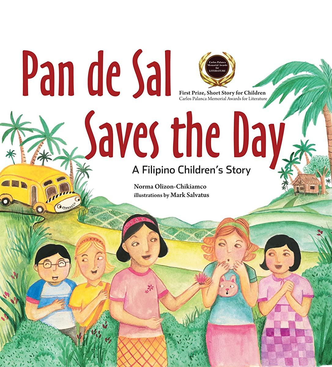 Pan de Sal Saves the Day: A Filipino Children's Story (English Edition)