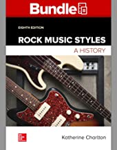 Gen Combo Looseleaf Rock Music Styles; Connect Access Card