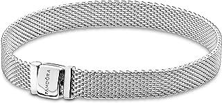 Pandora Women Pandora/597712-18/Bracelets/Reflexions, Cubic Zirconia - 597712-18