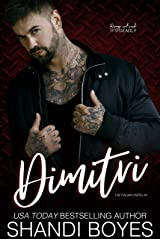 Dimitri (The Italian Cartel Book 1) Kindle Edition