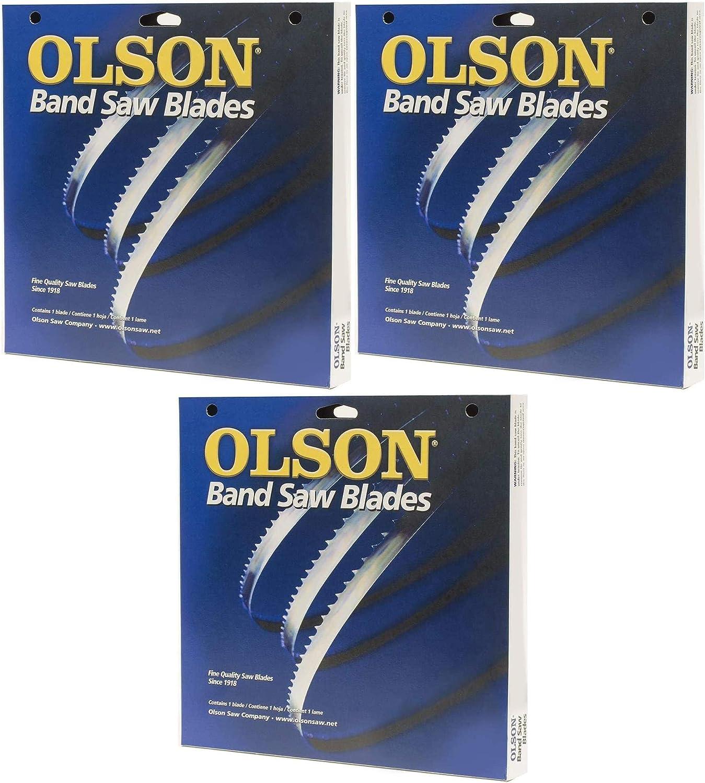 Overseas parallel import regular item Olson Saw WB57262DB 62-Inch by 3 8 Band Teeth 4 San Antonio Mall Inch wide Per