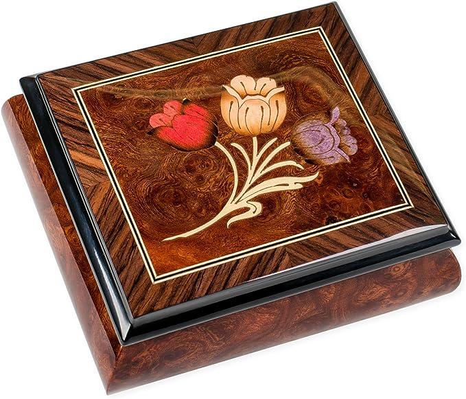 Hand Crafted Italian Music Box
