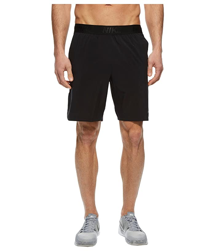Nike Flex Training Short (Black/Metallic Hematite) Men