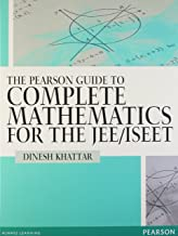 Pearson Guide to Complete Mathematics for the JEE/ISEET