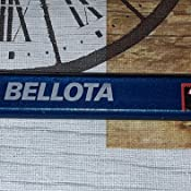 Bellota 8251-150 Cortafr/ío plano 150 mm cromo vanadio