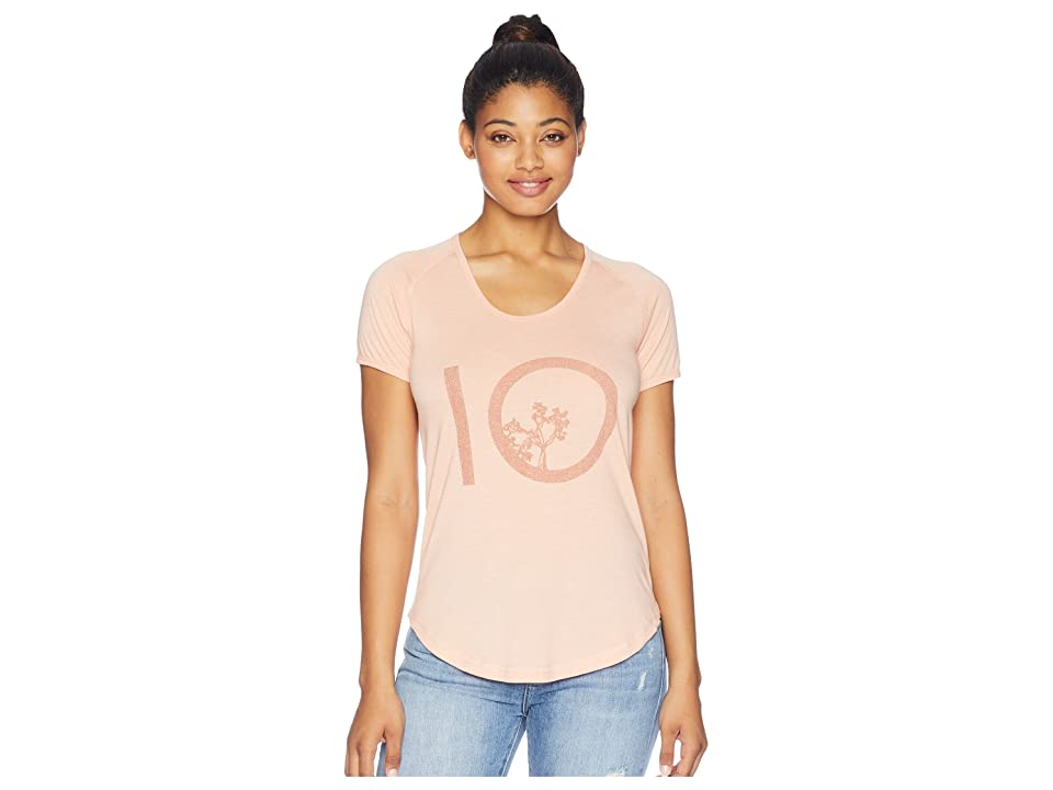 tentree Vintage T-Shirt (Dusty Pink) Women