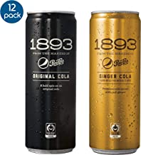 Pepsi-Cola 1893 Variety Pack (12 Ounce Cans, Pack Of 12)