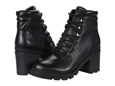 Marc Fisher LTD Kini (Black Leather) Women