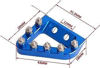 AnXin CNC Pedal de freno trasero para KTM SXF SX EXCF XCF XC
