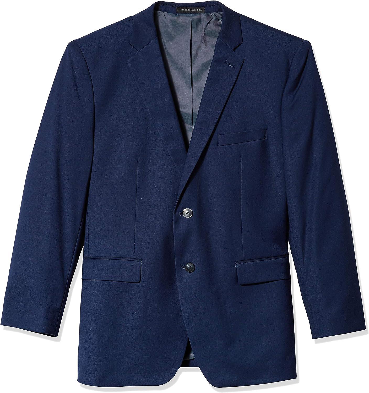 Perry Ellis Men's Slim Fit Suit Separate (Blazer, Pant, and Vest)