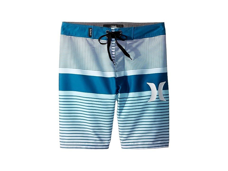 Hurley Kids Line Up Boardshorts (Big Kids) (Rift Blue) Boy