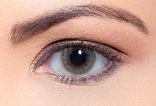 Solotica Hidrocor Cristal - lentillas de colores mensuales | 0.00-1 par (2 undidades)