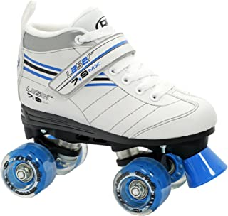 Girl's Laser Speed Quad Skate