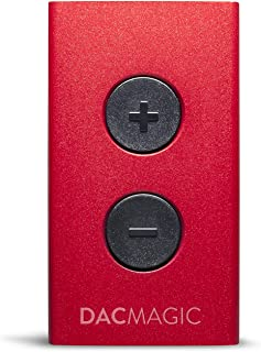 Cambridge Audio DacMagic XS Portable USB DAC Amp - Red