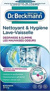 Dr. Beckmann Nettoyant & Hygiène Lave-Vaisselle 75 g