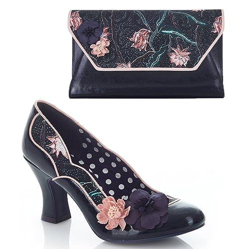 Ruby Shoo Women s Viola Court Shoe   Matching Deia Bag d5f0bee4ce08