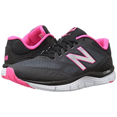 New Balance 775v3 (Thunder/Black/Alpha Pink) Women