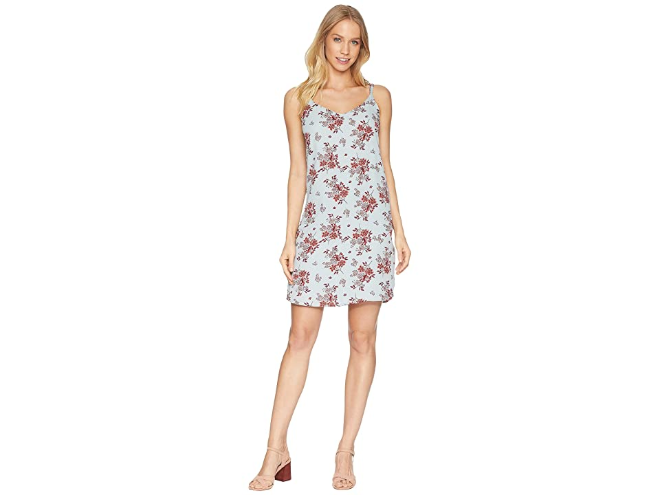 Olive & Oak Barlow Dress (Sage Bird Floral) Women