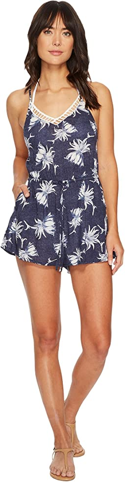 Roxy - Hippy Hour Romper Cover-Up