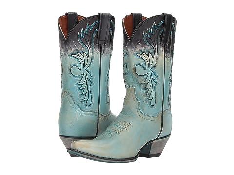 Dan Post Boots Vintage Bluebird (Women's) BKmbReAc6