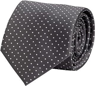 S/&W SHLAX/&WING Blu Binaco Cravatta per uomo Attivit/à commerciale Puntini