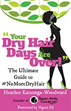 Your Dry Hair Days Are Over: The Ultimate Guide to #NoMoreDryHair (English Edition)