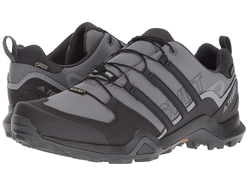 san francisco df930 6e55e adidas Outdoor Terrex Swift R2 GTX(r) (Grey Five Black Carbon