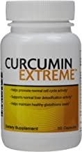 Curcumin Extreme | Helps Promote Normal Cell Cycle Activity | Supports Normal Liver Detoxification | Helps Maintain Healthy Glutathione Levels | Market America (30 Servings)