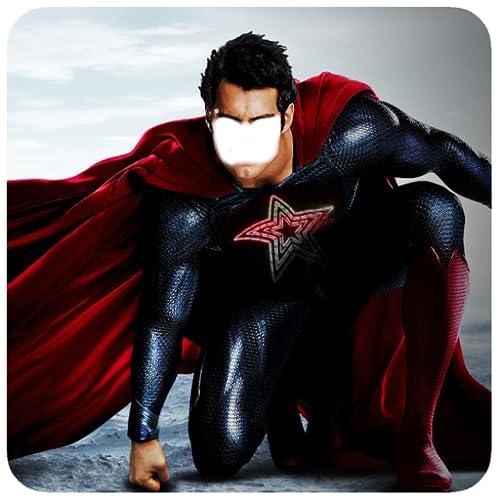SuperHero Face Troll Maker - Funny Replace Faces Visage Face Photo Editor